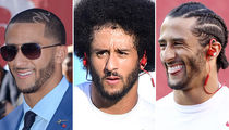 Colin Kaepernick -- The Hairvolution Continues (PHOTO GALLERY)