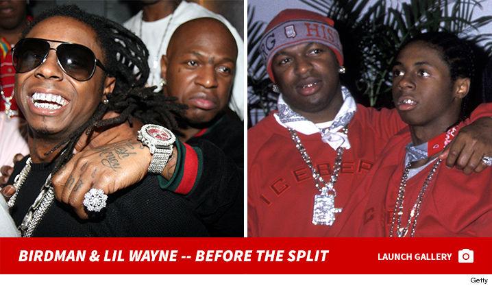 Lil Wayne Angry Birdman Set Tyga Free Tmz Com