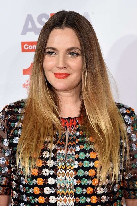 Drew Barrymore ... now 41 years old