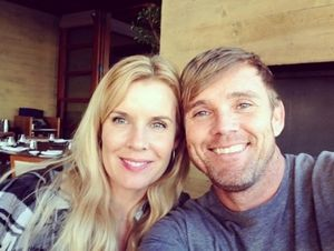 Ricky and Andrea Schroder -- Before the Split