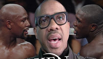 Actor Duane Martin -- Show Us the Money! You Jacked Last Mayweather Fight
