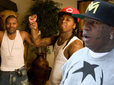 Lil Wayne -- Powerful New Ally Vows ... I WILL Get His Money from Birdman
