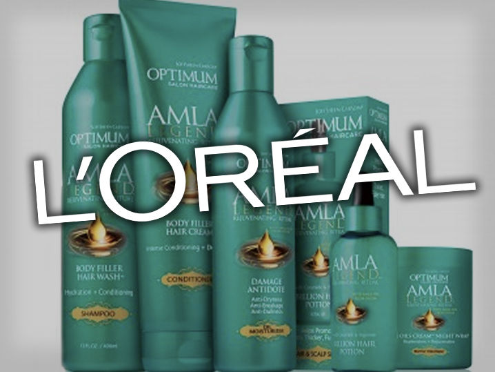 L'Oréal Sued -- Black Women Angry Over Relaxer ... You Made Us Bald