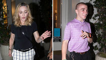 Madonna & Rocco -- Back to School, Normal After Custody Battle (PHOTOS)