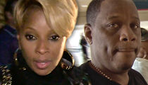 Mary J. Blige -- Divorce Drama ... Kendu Going for Her Bank