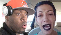 Terrell Suggs -- 'Ex Is Clearly Scorned' ... I Love My Kids