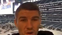 Boxer Liam Smith -- I'm Going to Beat Canelo Alvarez ... Doubters Can 'Go F*** Themselves' (VIDEO)