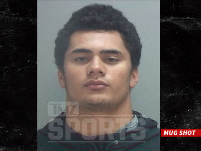 USC's Osa Masina -- Charged with Rape, Forcible Sodomy (UPDATE: Arrested)