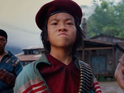 Evil Villain Tran in 'Tropic Thunder': 'Memba Him?!