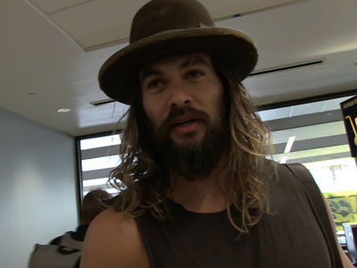 Jason Momoa -- I've Got a Brain Too! (VIDEO)
