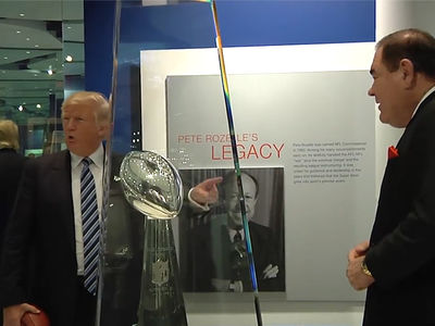 Donald Trump -- I Played High School Football ... Taught Me Life Lessons (VIDEO)