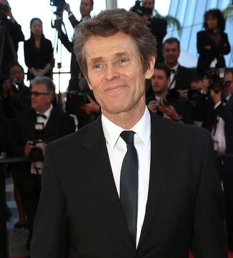 Willem Dafoe is now 61 years old.