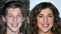Mayim Bialik -- Good Genes or Good Docs?