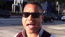 Cuba Gooding Jr. -- Angela Bassett Is Proof 'Black Don't Crack'