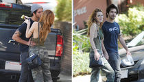 Bella Thorne -- The Proof's In The Smooch ... Tyler Posey's My New Dude (PHOTOS)