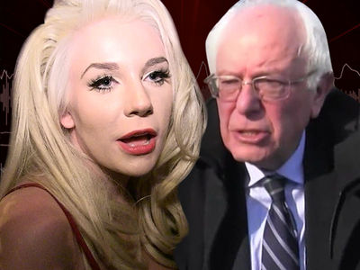 Courtney Stodden -- I'd Totally Bang Bernie Sanders (AUDIO)
