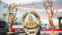 Emmy Awards -- Cops Beef Up Security After NYC Bombing
