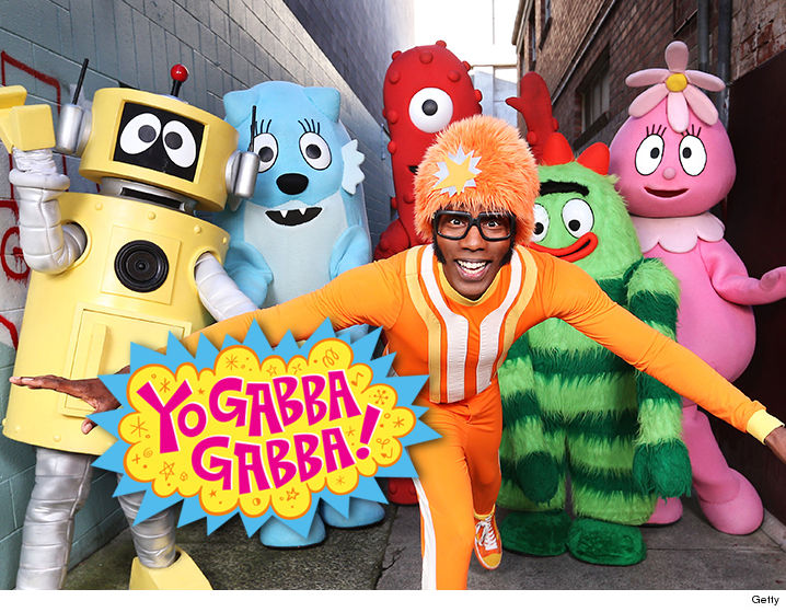 Yo Gabba Gabba Character Beaned Me With Bottle  Claims Father