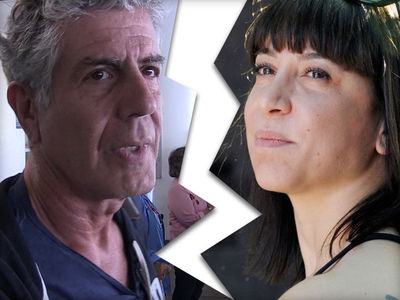 Anthony Bourdain -- Chef Splits With MMA Fighter Wife