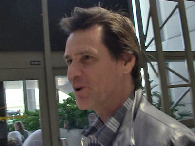 Jim Carrey -- My Prescription Alias Is Kosher ... Under the Law