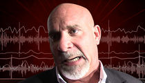 WWE Legend Goldberg -- Still a Chance I Take Kickboxing Fight ... 'Never Say Never' (AUDIO)