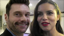Ryan Seacrest & Adriana Lima -- Just Friends ... For Now