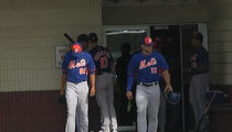 Tim Tebow -- 1st Day At Mets Camp ... Wearing #15 Jersey (PHOTO)