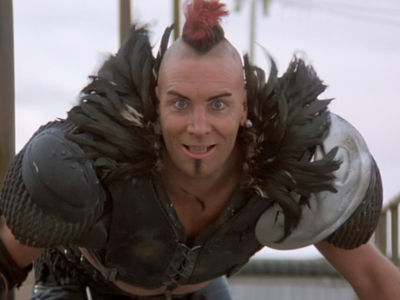 Wez in 'Mad Max 2: The Road Warrior': 'Memba Him?!