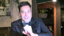 Jimmy Fallon -- Donald's a Good Sport ... And I'm Never Hard On My Guests! (VIDEO)
