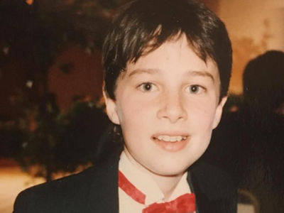 Guess Who This Dapper Dude Turned Into!