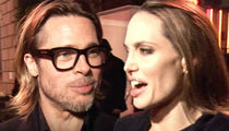 Brad Pitt -- Angelina Just Put Our Kids in Danger