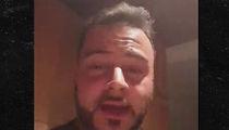 NFL's Antonio Brown -- Fires Private Chef ... In Bad Breakup (VIDEO)