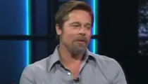Brad Pitt -- Rich History of Smoking Weed and Drinking