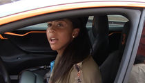 Candace Parker -- 'Devastated' By Brangelina Breakup ... 'They'll Get Back Together' (VIDEO)