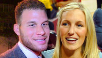Blake Griffin -- It's A Girl!! ... Welcomes Baby #2 With Longtime GF