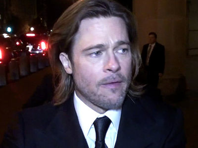 Brad Pitt -- Child Abuse Report Referred to FBI