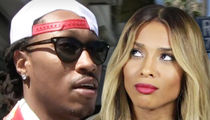 Future to Ciara -- Put Up Or Shut Up About Your $500k Deal