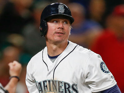 Mariners Catcher Steve Clevenger -- Suspended For Rest Of Season ... Over Racially Insensitive Tweets