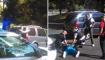Charlotte Shooting -- Wife Begged Police ... Don't You Shoot Him, He Has NO Gun!! (VIDEO)