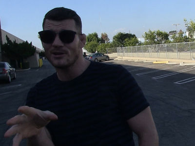 Michael Bisping -- Luke Rockhold & Demi Lovato ... How'd Such a Dumb Guy Get That Chick? (VIDEO)