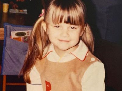 Guess Who This Little Lady Turned Into!
