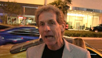 Skip Bayless -- Steve Clevenger's Evil and Deserves More Punishment (VIDEO)