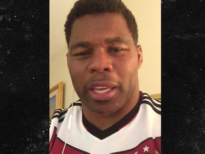 Herschel Walker -- Leonard Fournette Should NOT Sit Out ... Bad Look for NFL Scouts (VIDEO)