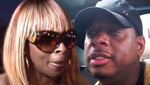 Mary J. Blige -- My Prenup's Way More Solid than My Marriage