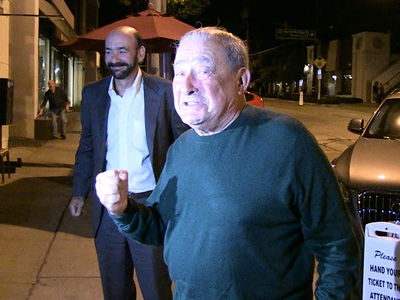 Boxing's Bob Arum -- Hillary Knocked Out Trump! (VIDEO)