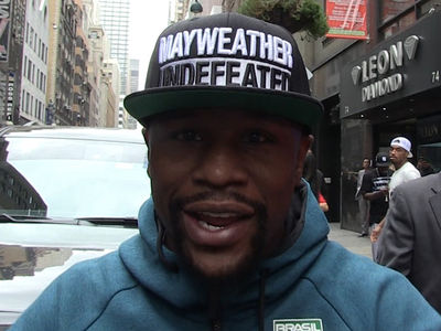 Floyd Mayweather -- McGregor Fight Still Possible ... Dude Can Really Box (VIDEO)