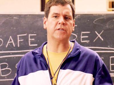 Coach Carr in 'Mean Girls': 'Memba Him!?