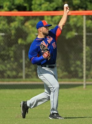 Tim Tebow -- Baseballin' Photos