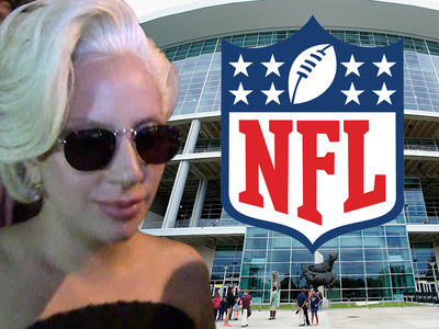Lady Gaga -- It's Official ... I'm Doing Super Bowl Halftime!!