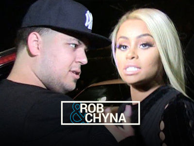 'Rob & Chyna' -- Season Two Officially Iffy ... NO Rob Guarantee